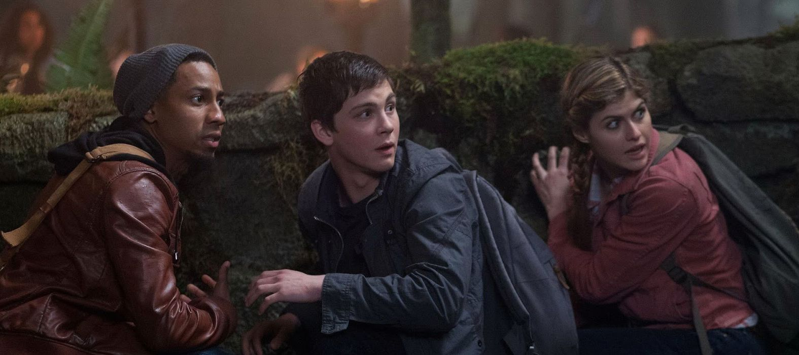 An image from Percy Jackson: Sea of Monsters