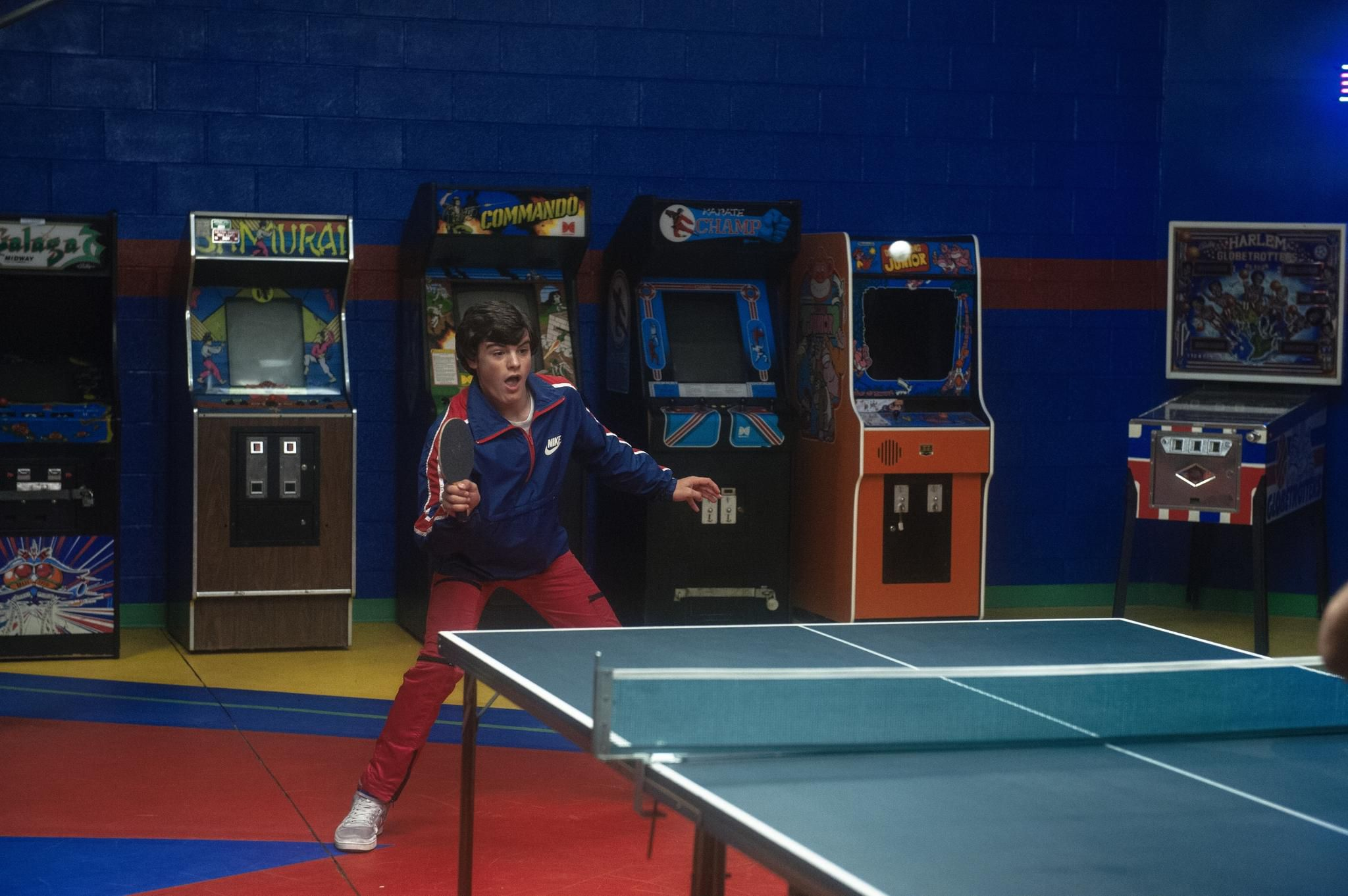 An image from Ping Pong Summer