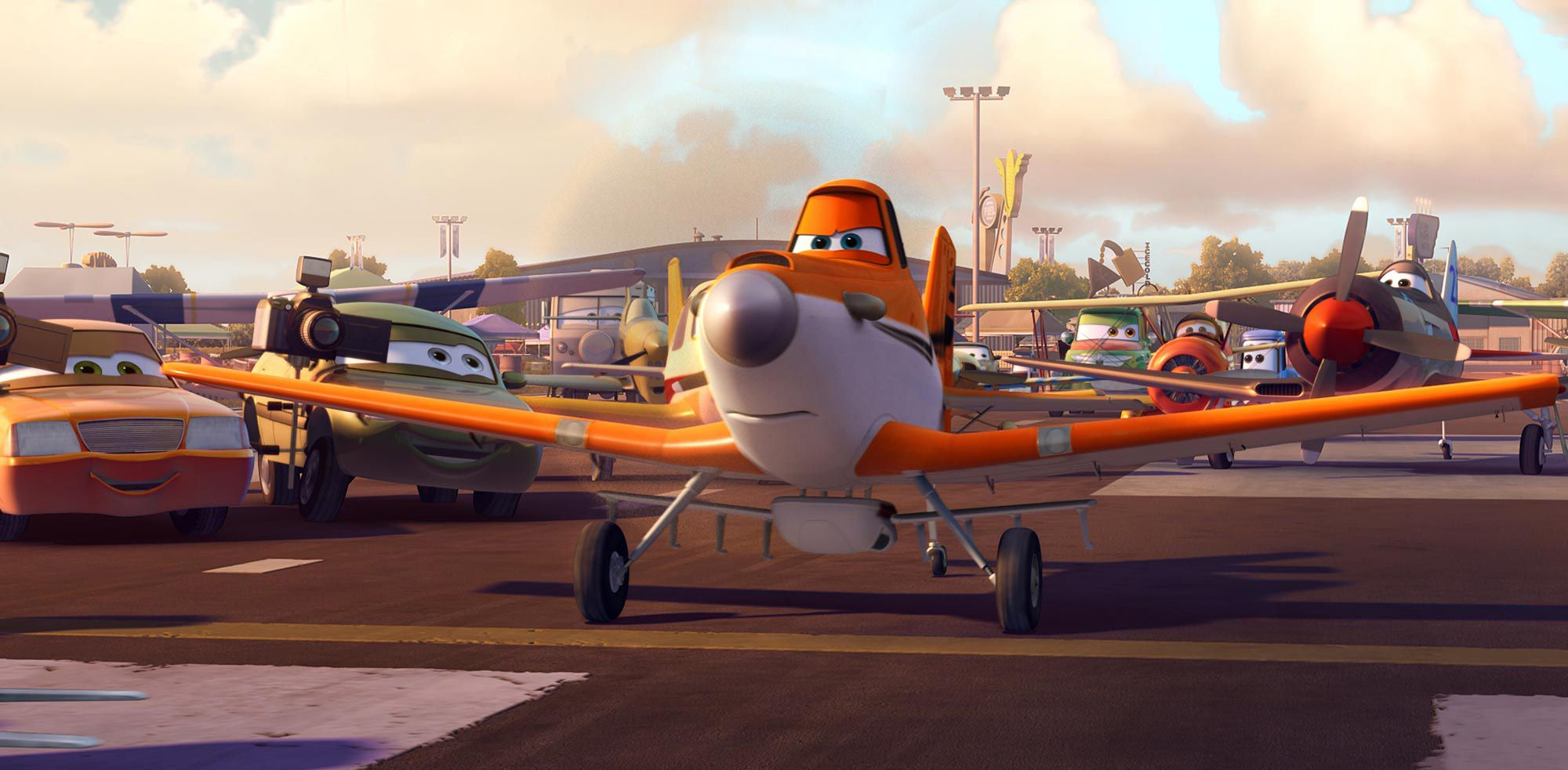 An image from Planes
