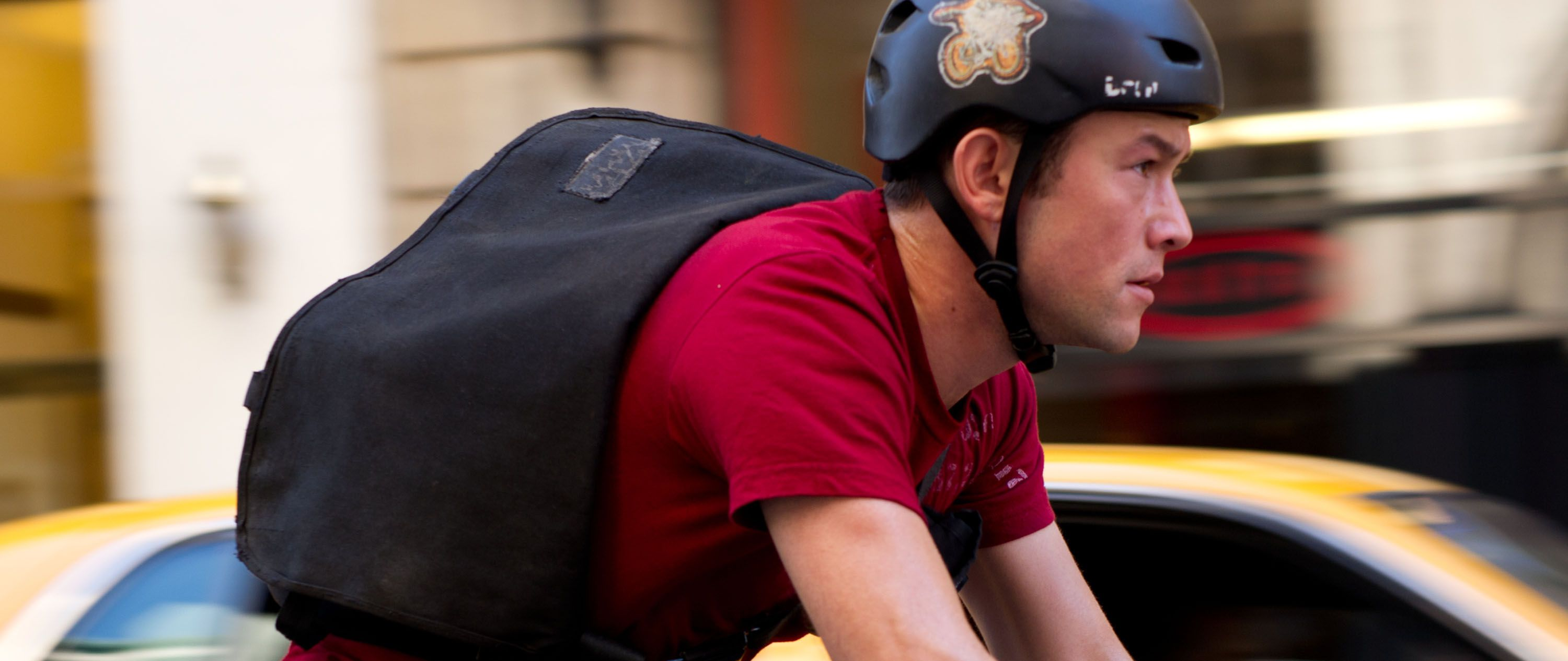 An image from Premium Rush