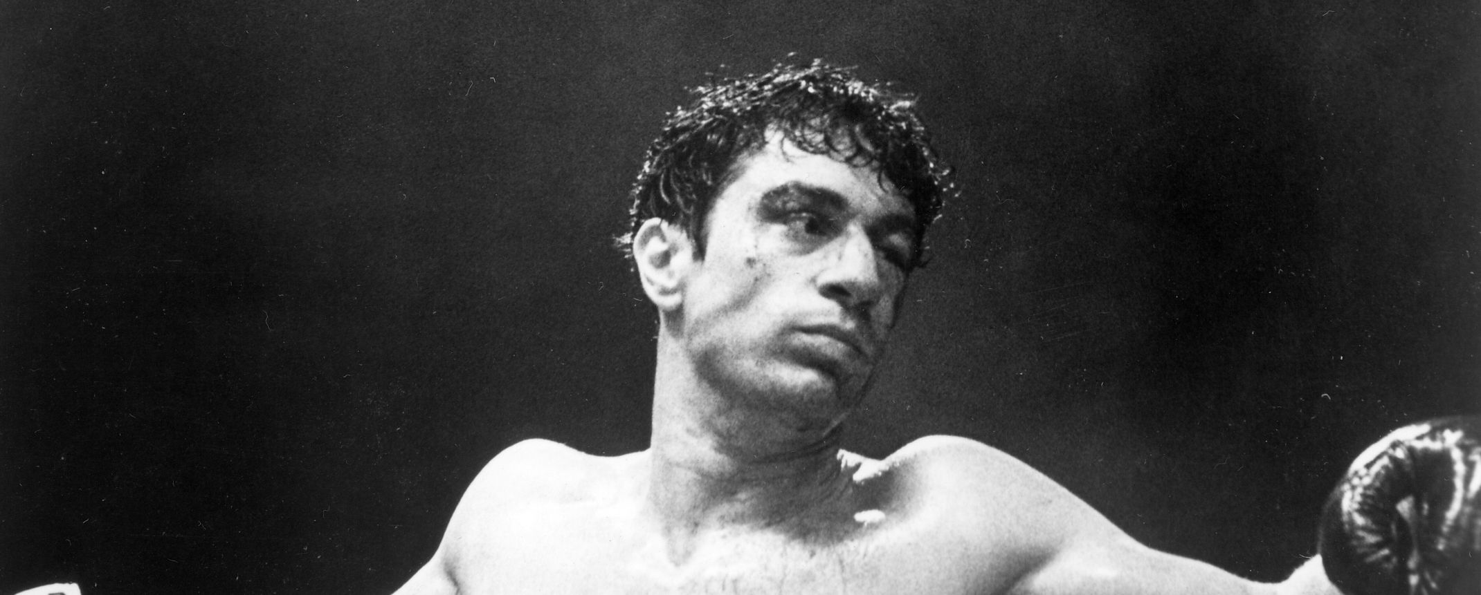 An image from Raging Bull