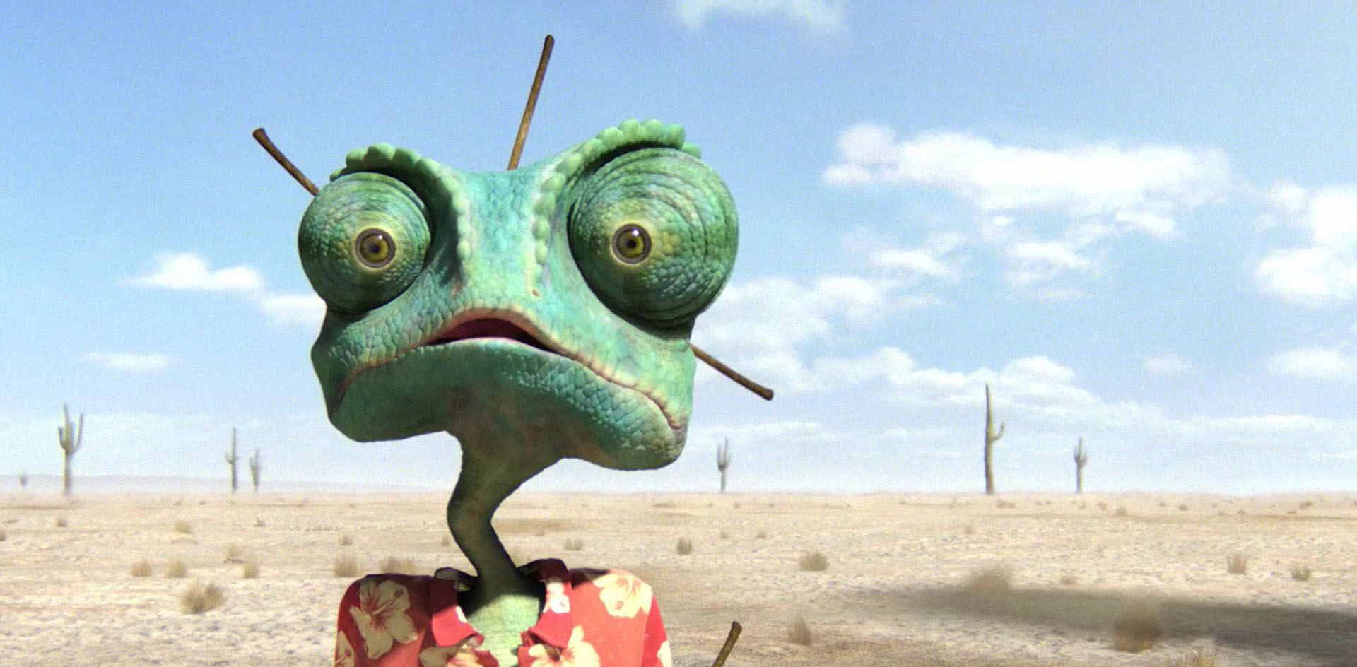 An image from Rango