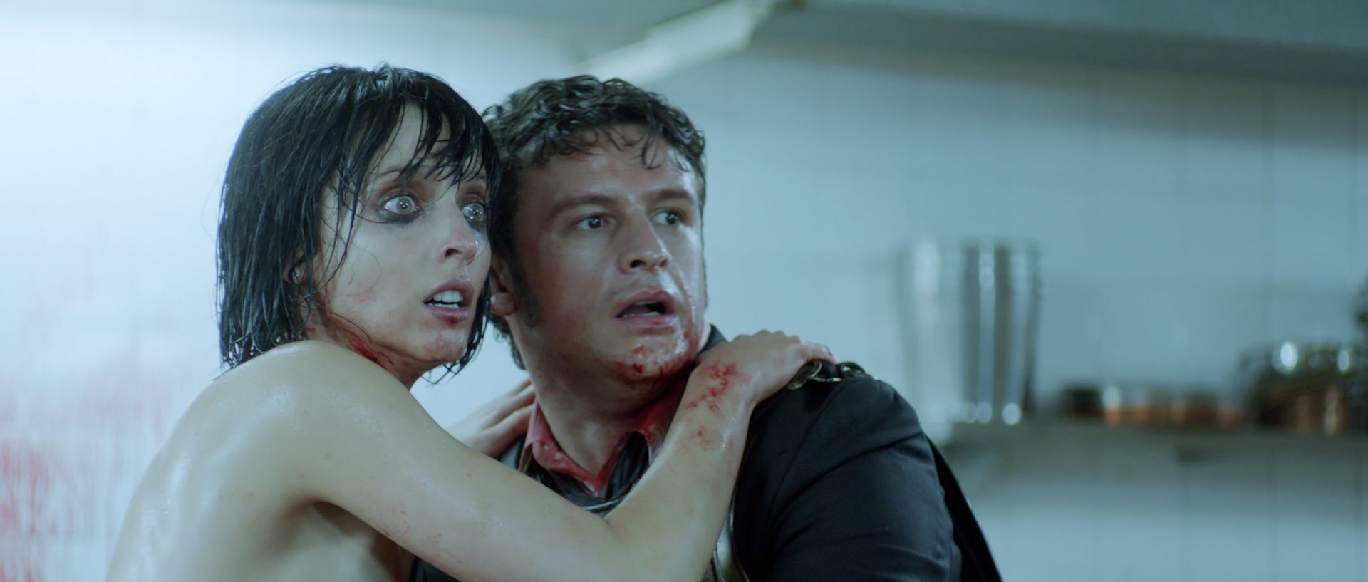 An image from [Rec] 3: Genesis