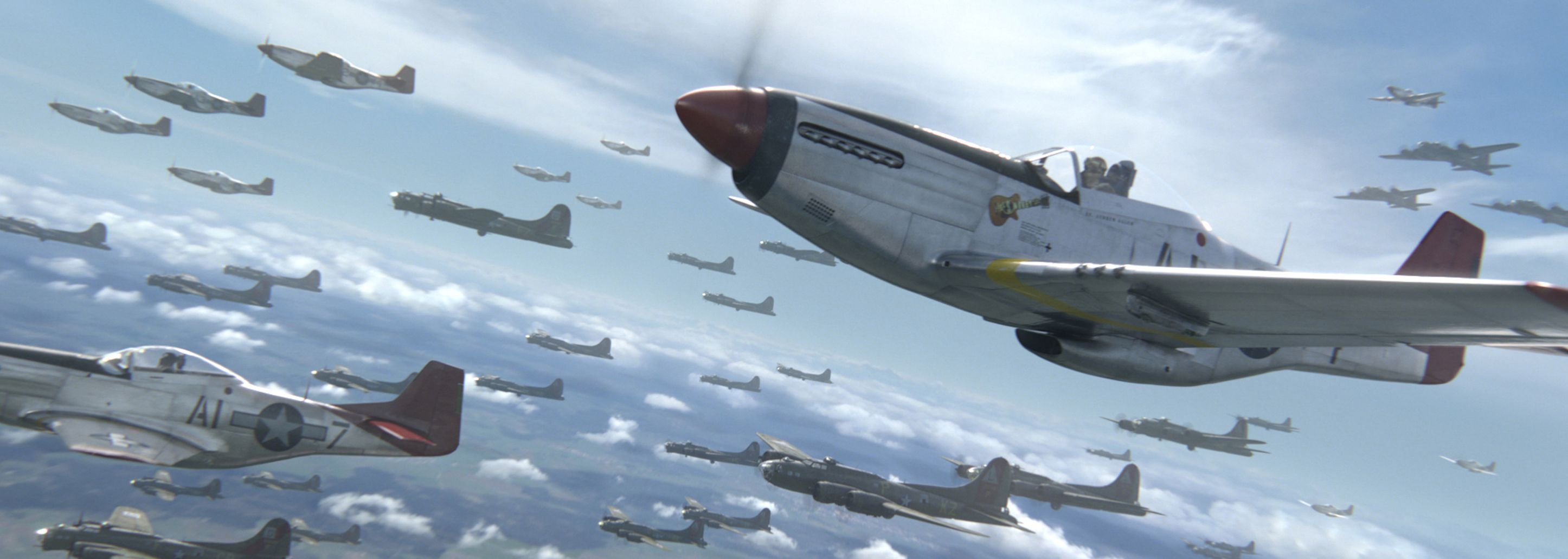 An image from Red Tails