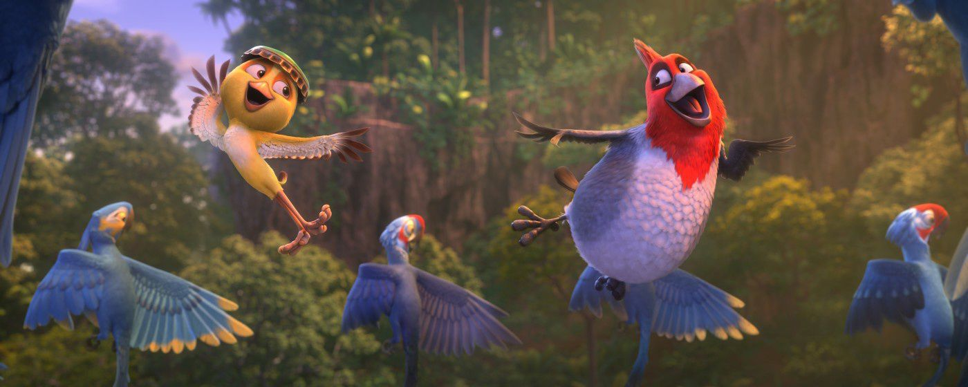 An image from Rio 2