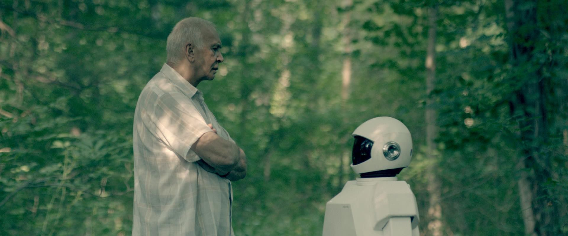 An image from Robot & Frank