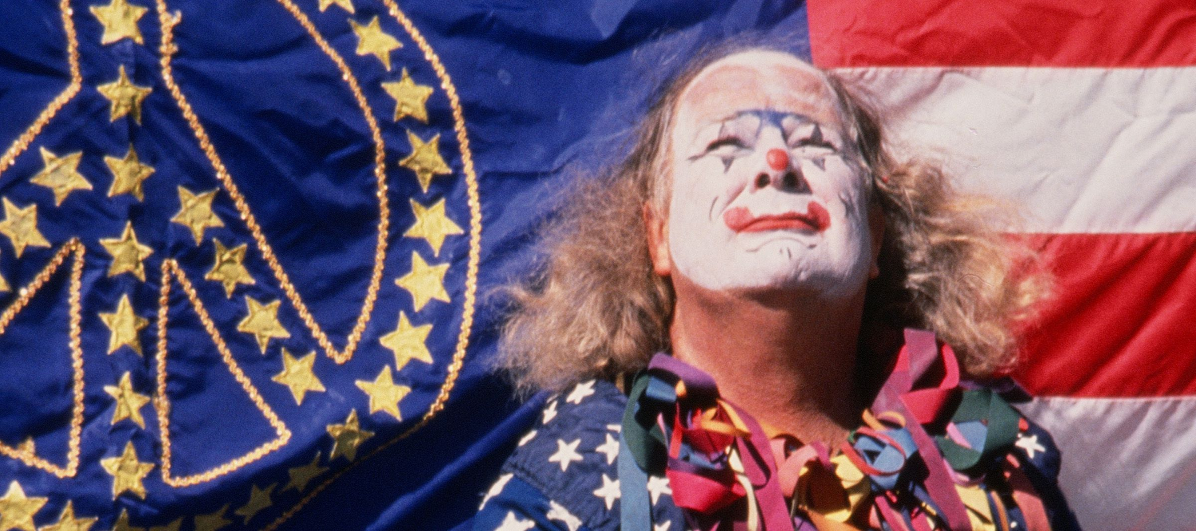 An image from Saint Misbehavin': The Wavy Gravy Movie