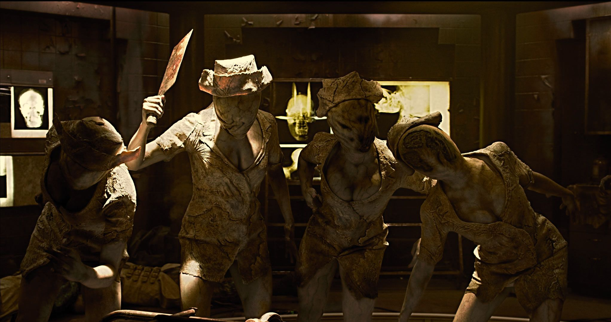 An image from Silent Hill: Revelation