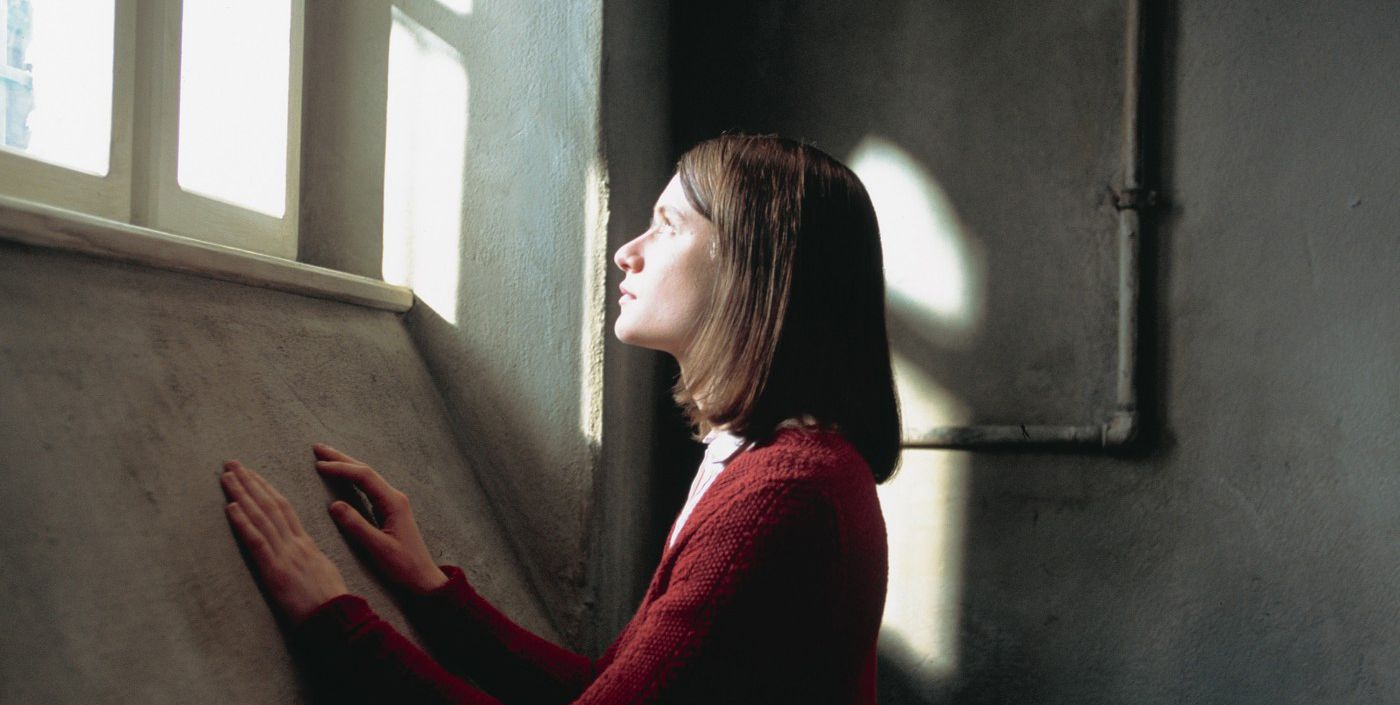 An image from Sophie Scholl