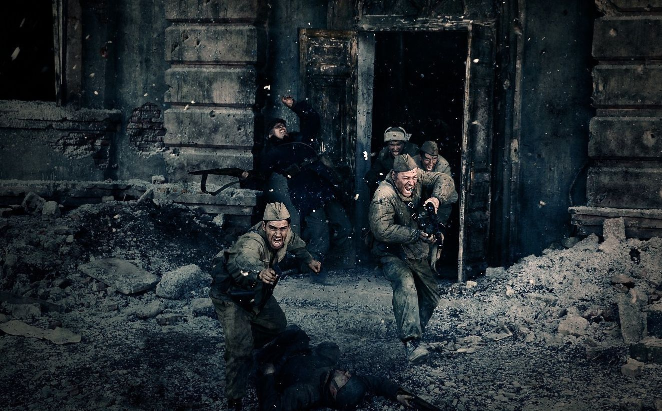 An image from Stalingrad