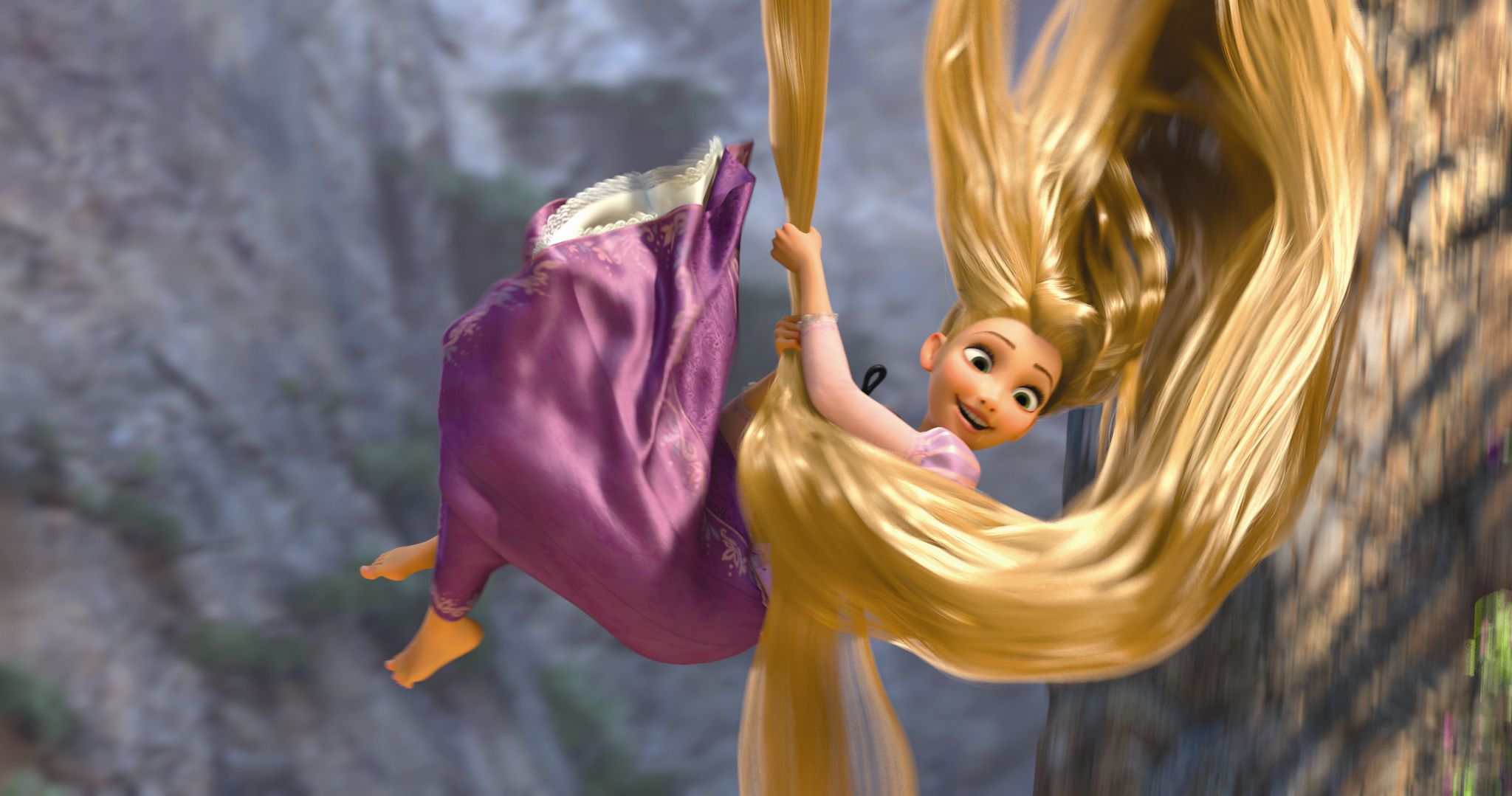An image from Tangled
