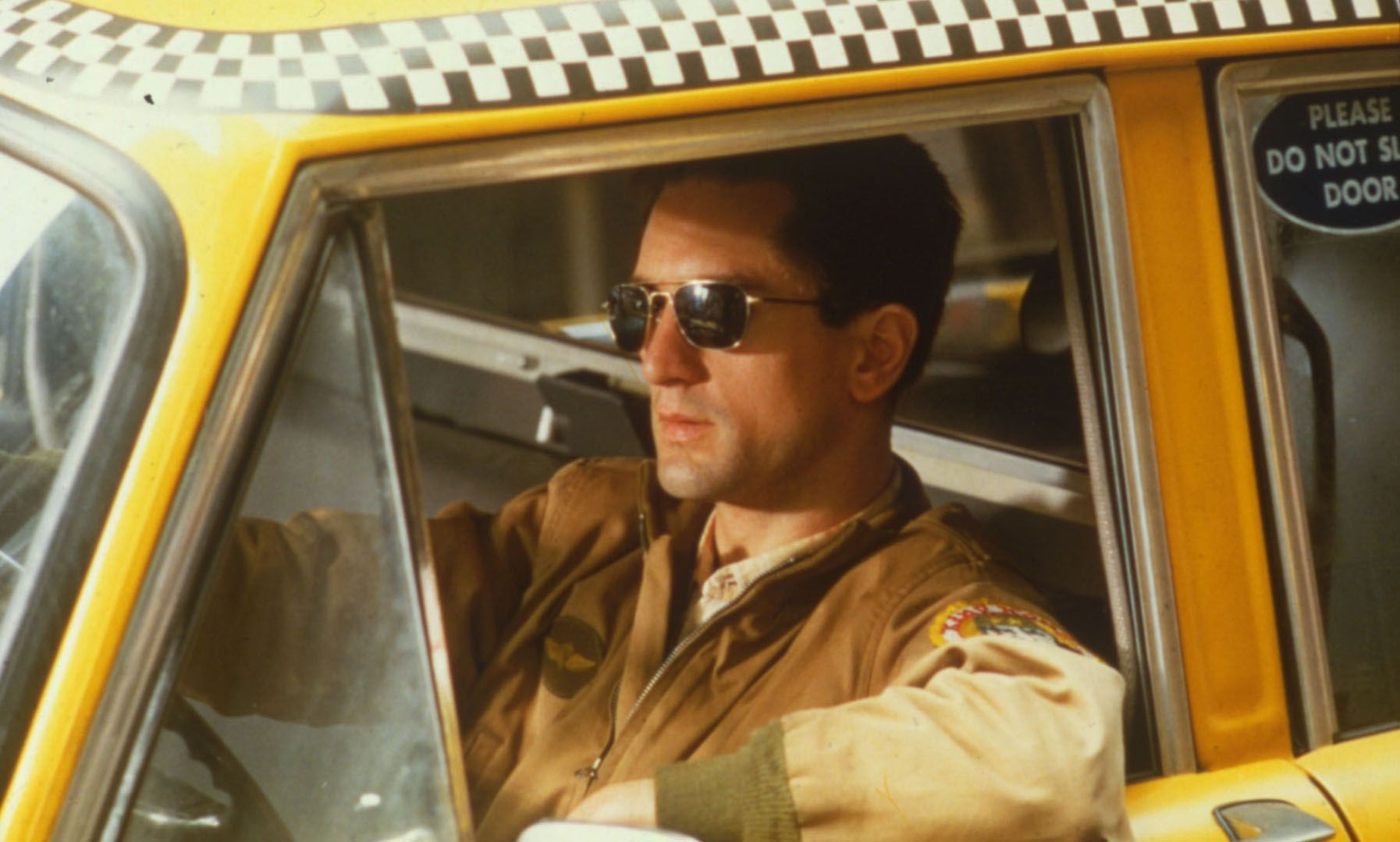 An image from Taxi Driver