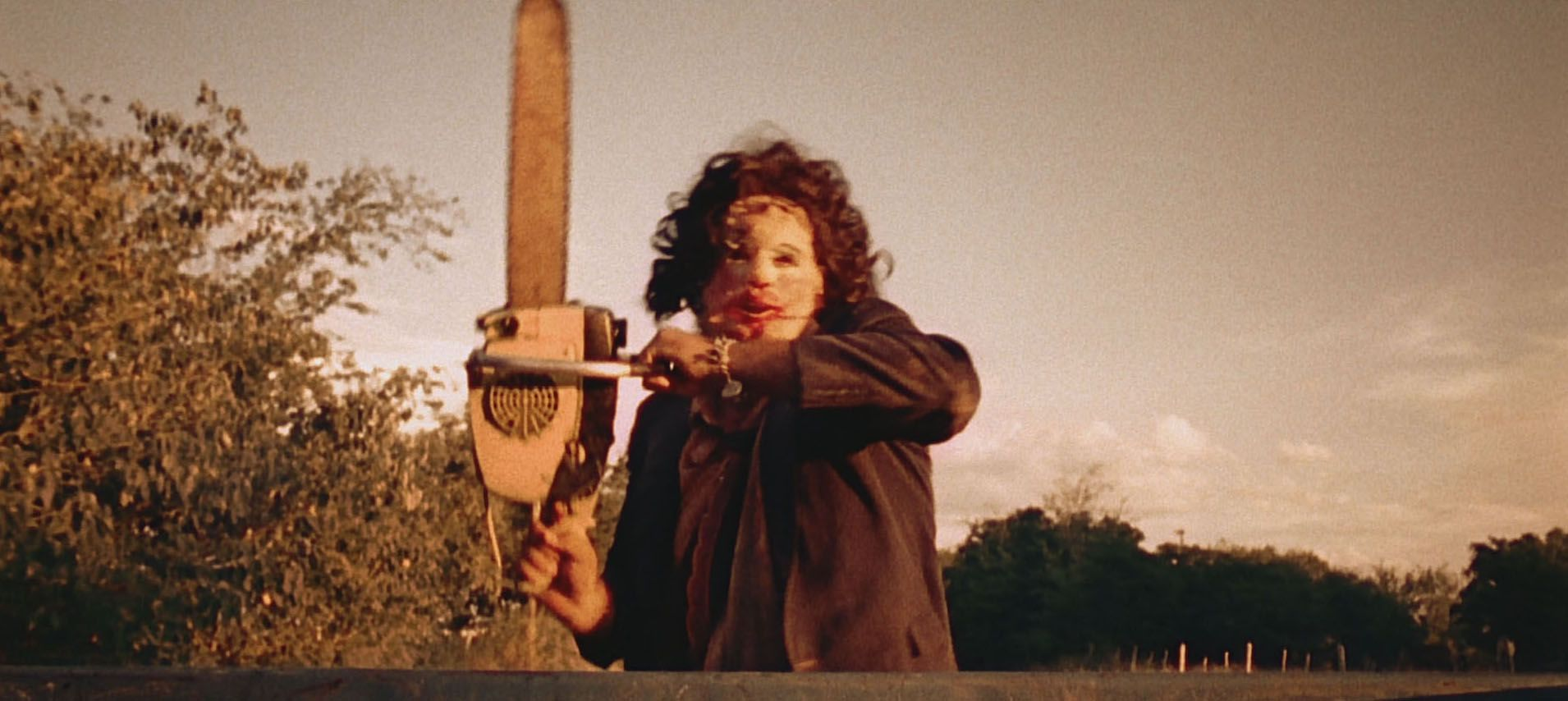 An image from The Texas Chainsaw Massacre