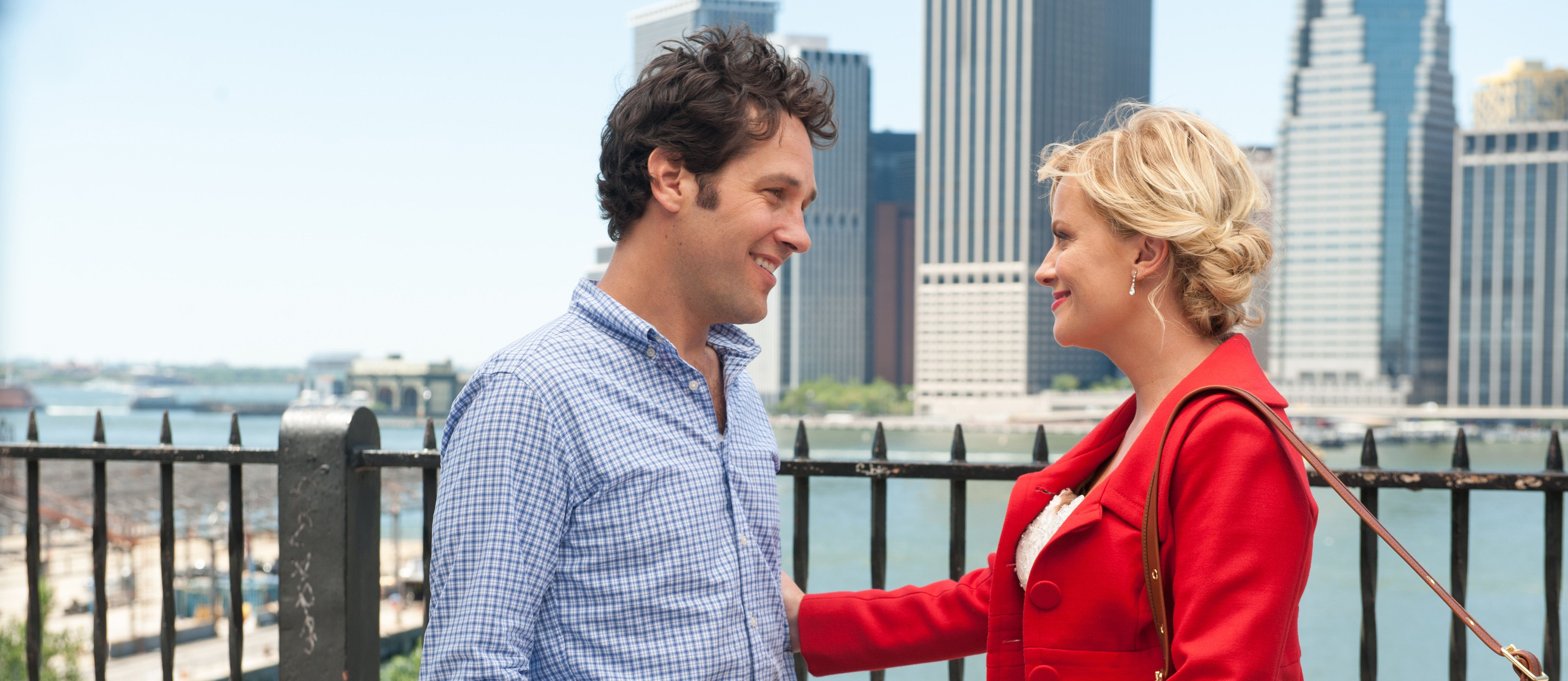 An image from They Came Together