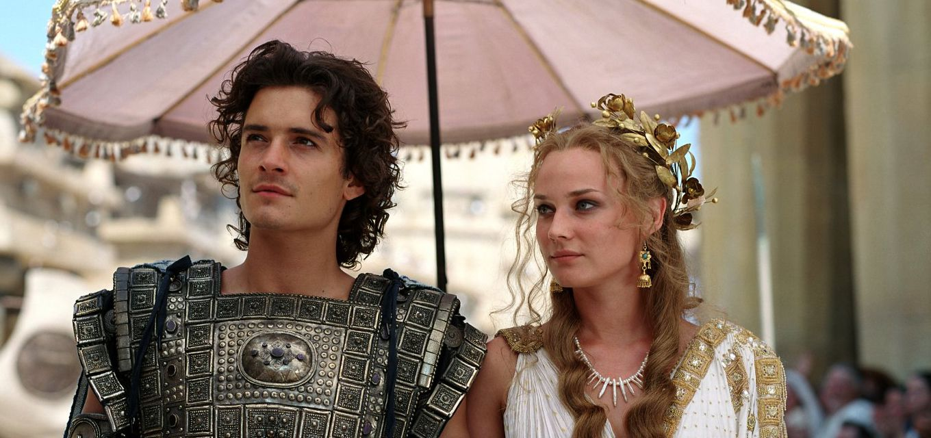 a review of the movie troy by wolfgang peterson and homers iliad Troy is based on the epic poem the iliad by homer director wolfgang petersen miscalculates movie reviews reviews.