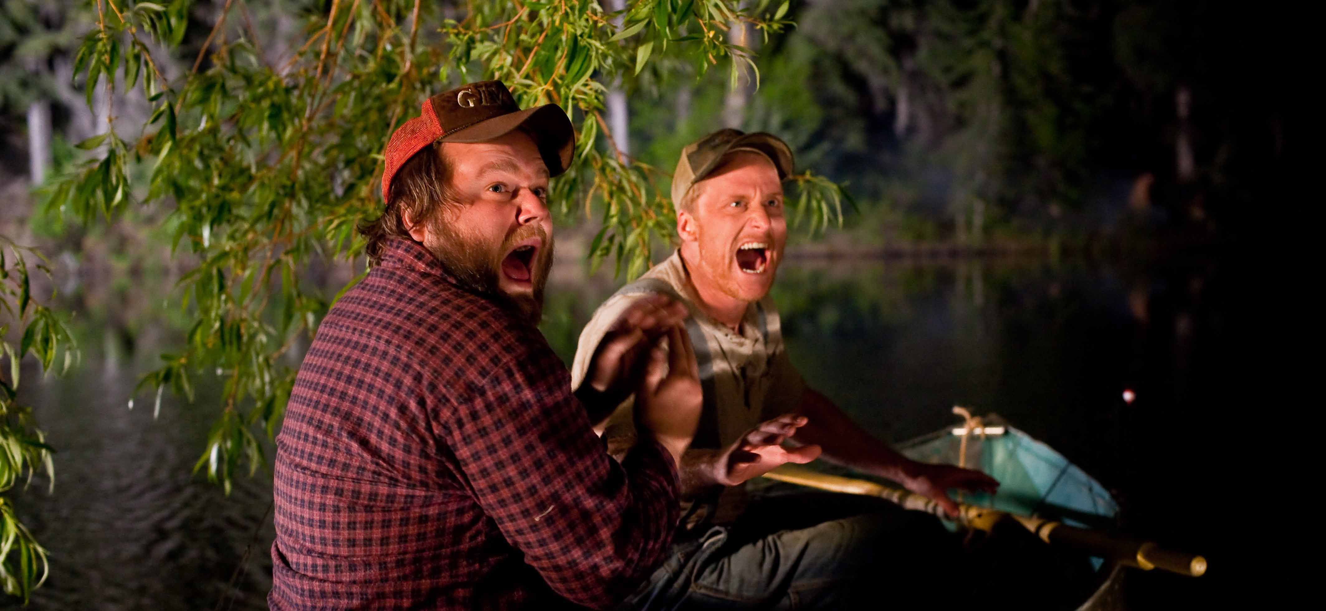 An image from Tucker & Dale vs. Evil