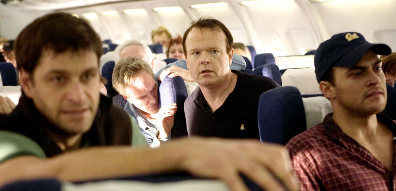 An image from United 93
