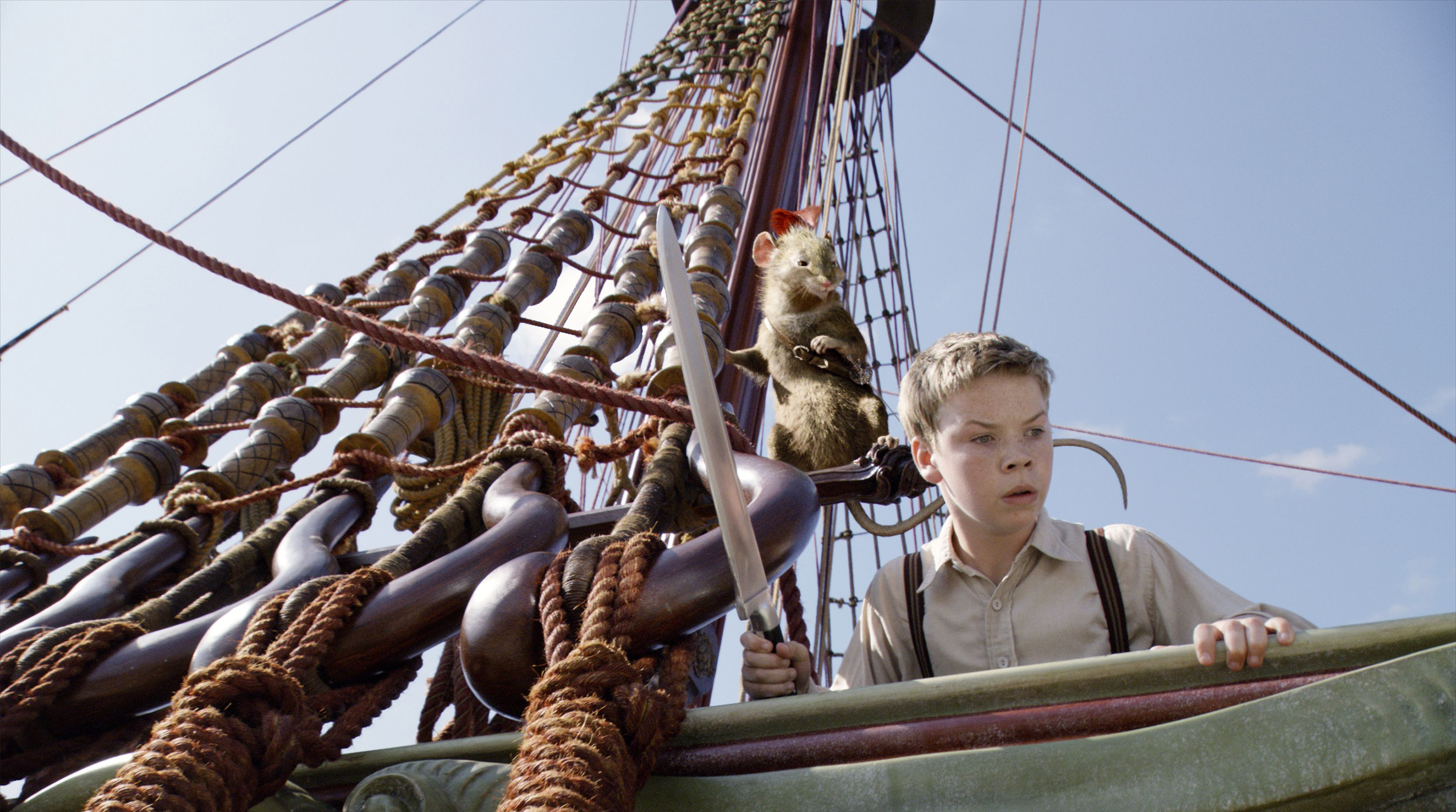 An image from The Chronicles of Narnia: The Voyage of the Dawn Treader