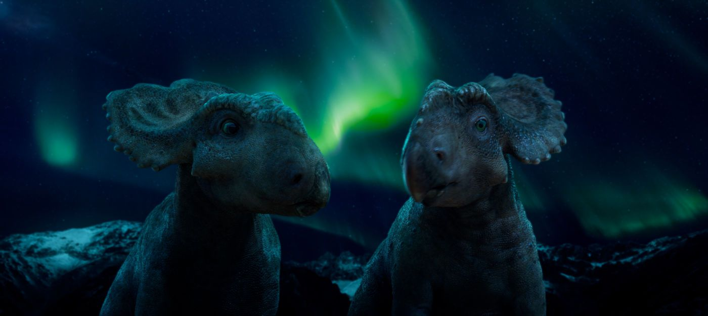 An image from Walking with Dinosaurs