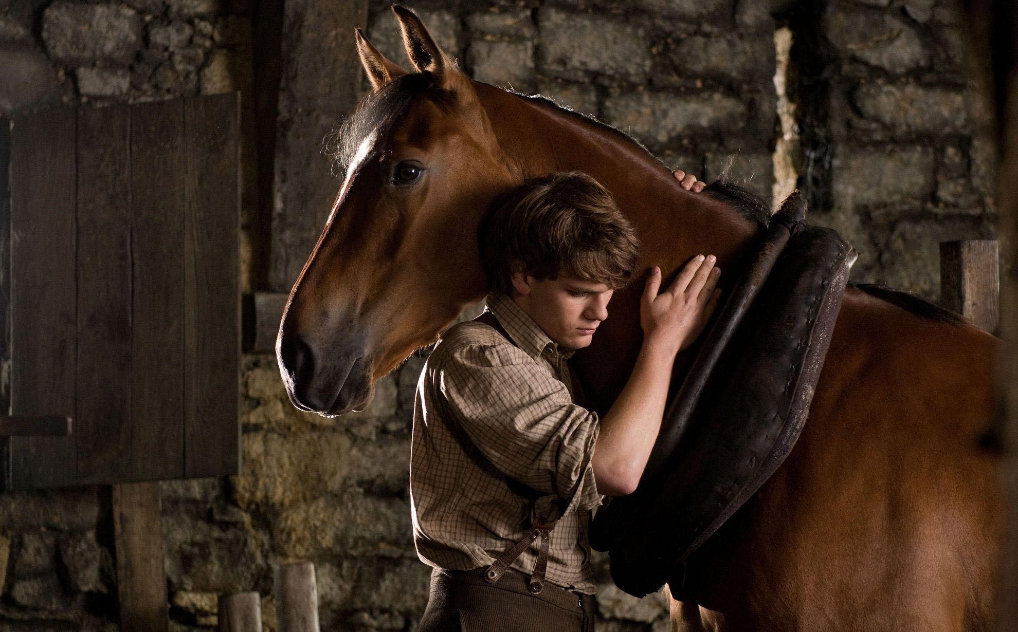 An image from War Horse