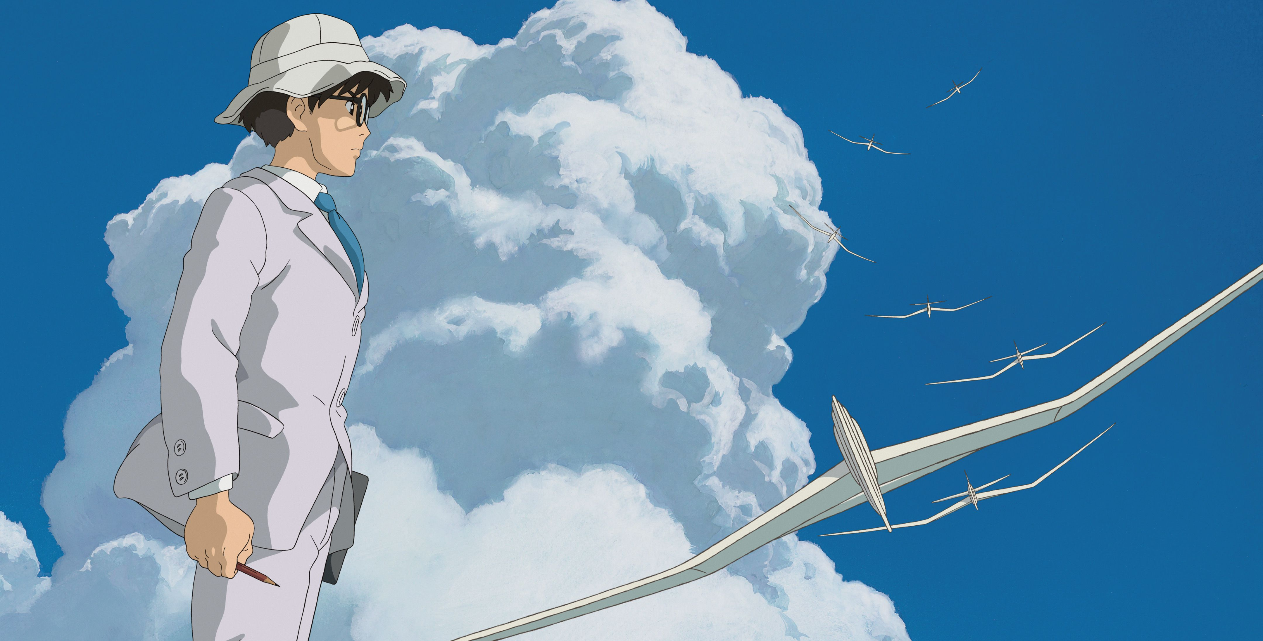 An image from The Wind Rises