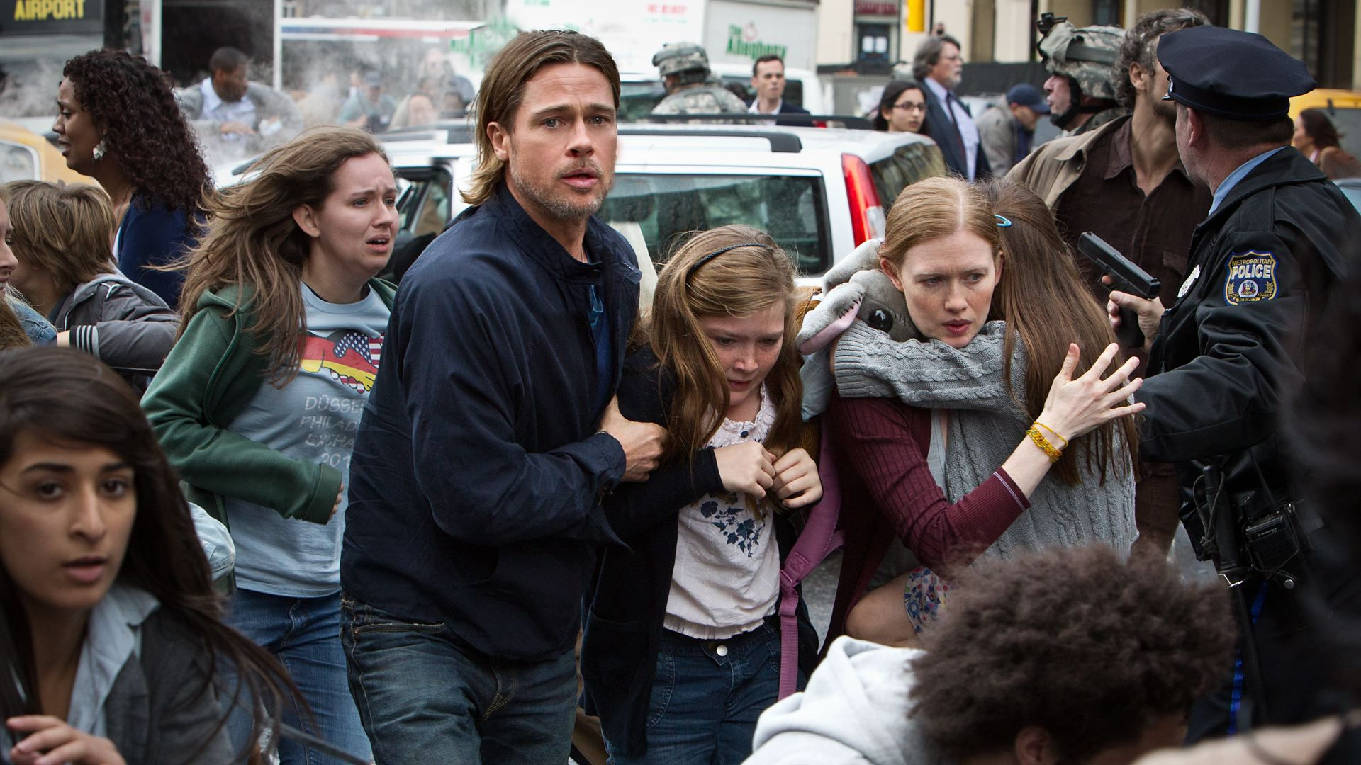 An image from World War Z