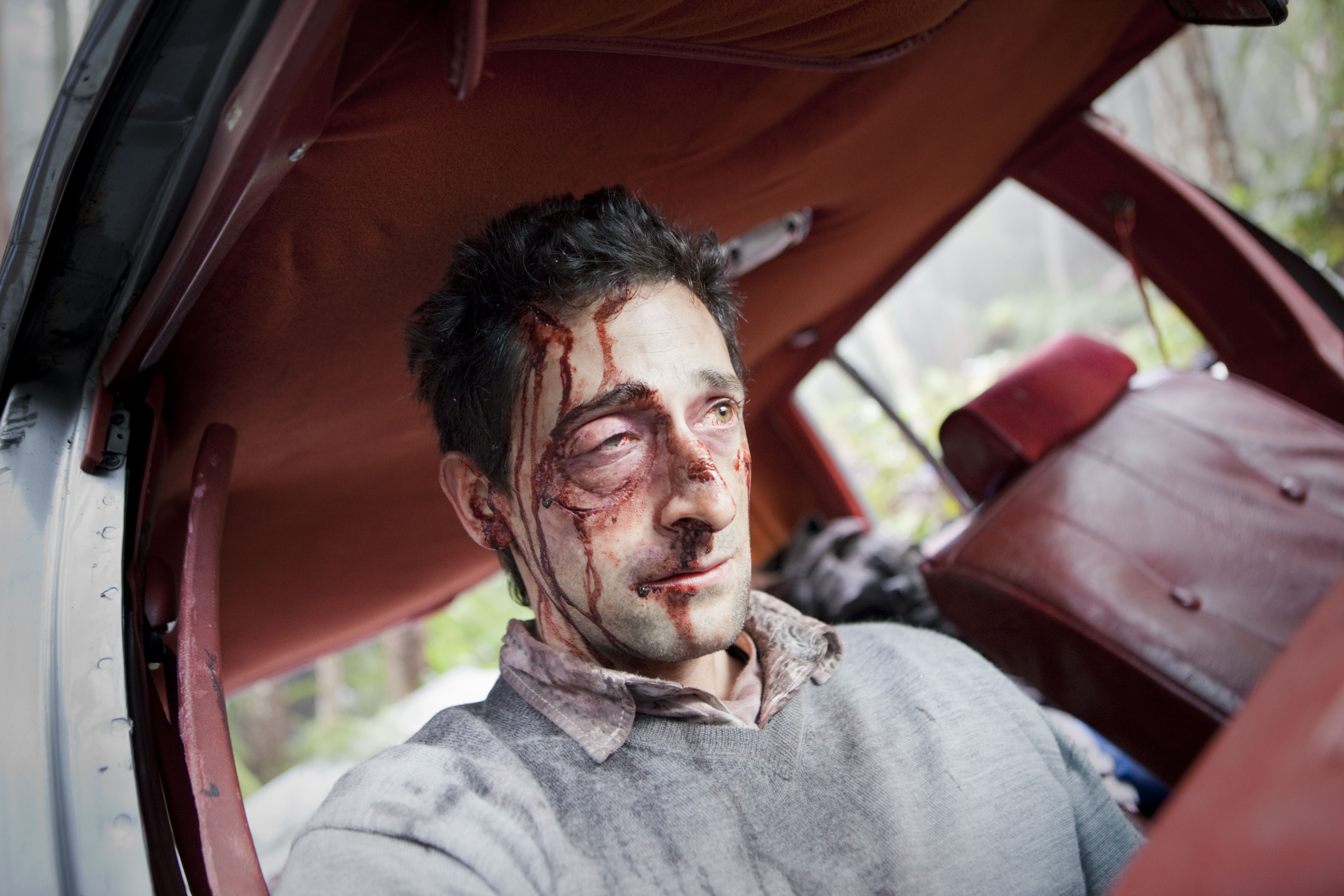 An image from Wrecked
