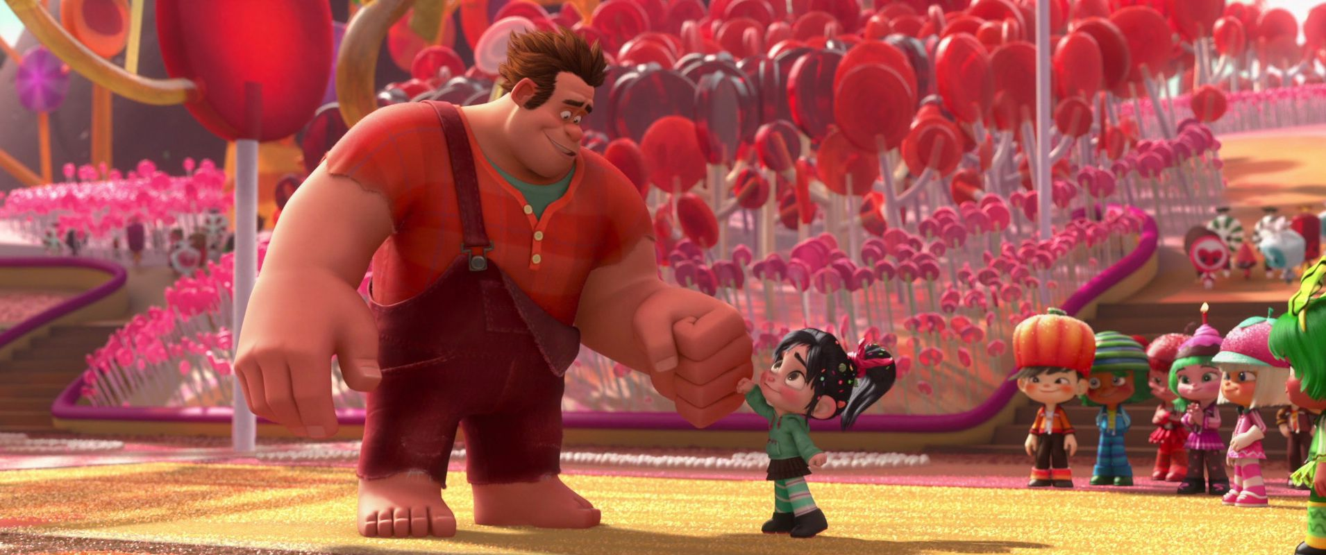 An image from Wreck-It Ralph