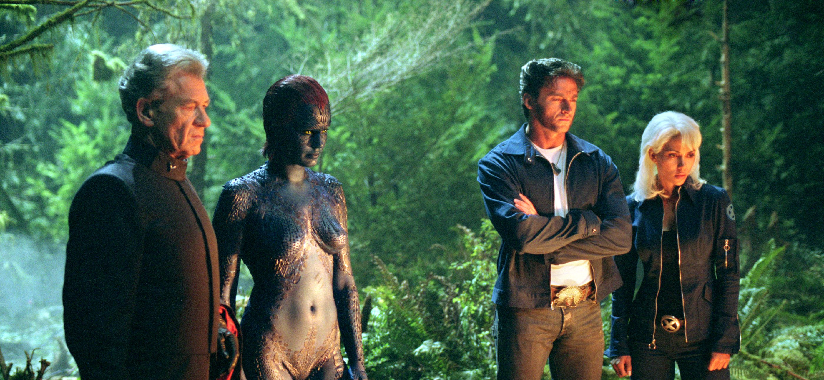 An image from X2: X-Men United
