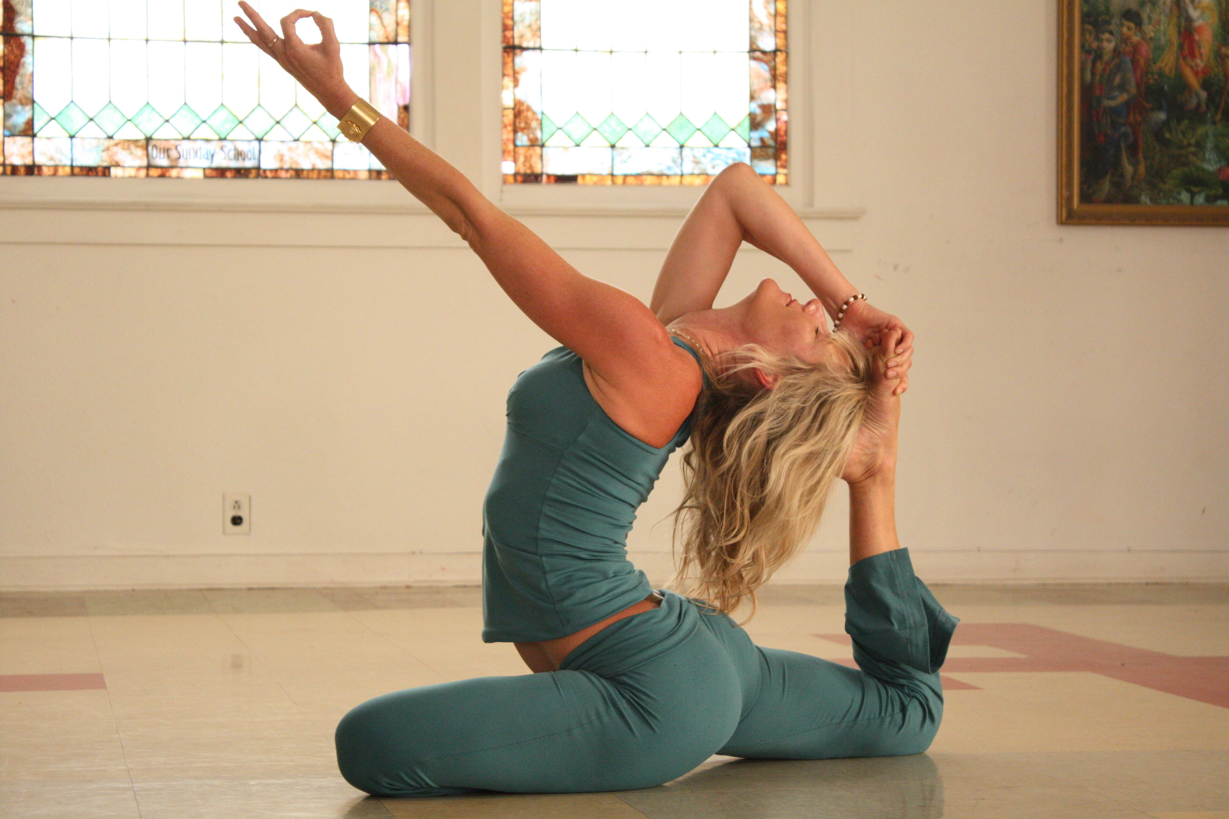 An image from Yogawoman