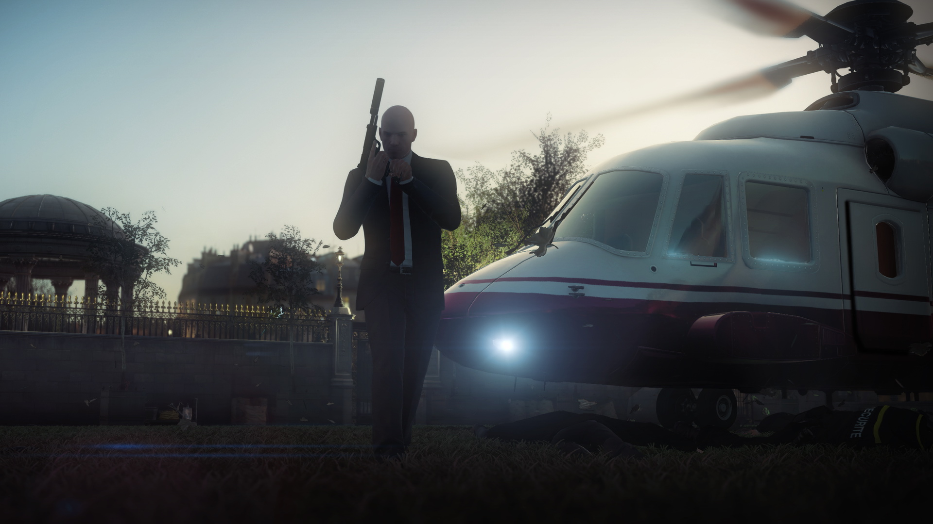 Hitman game review slant magazine sciox Image collections