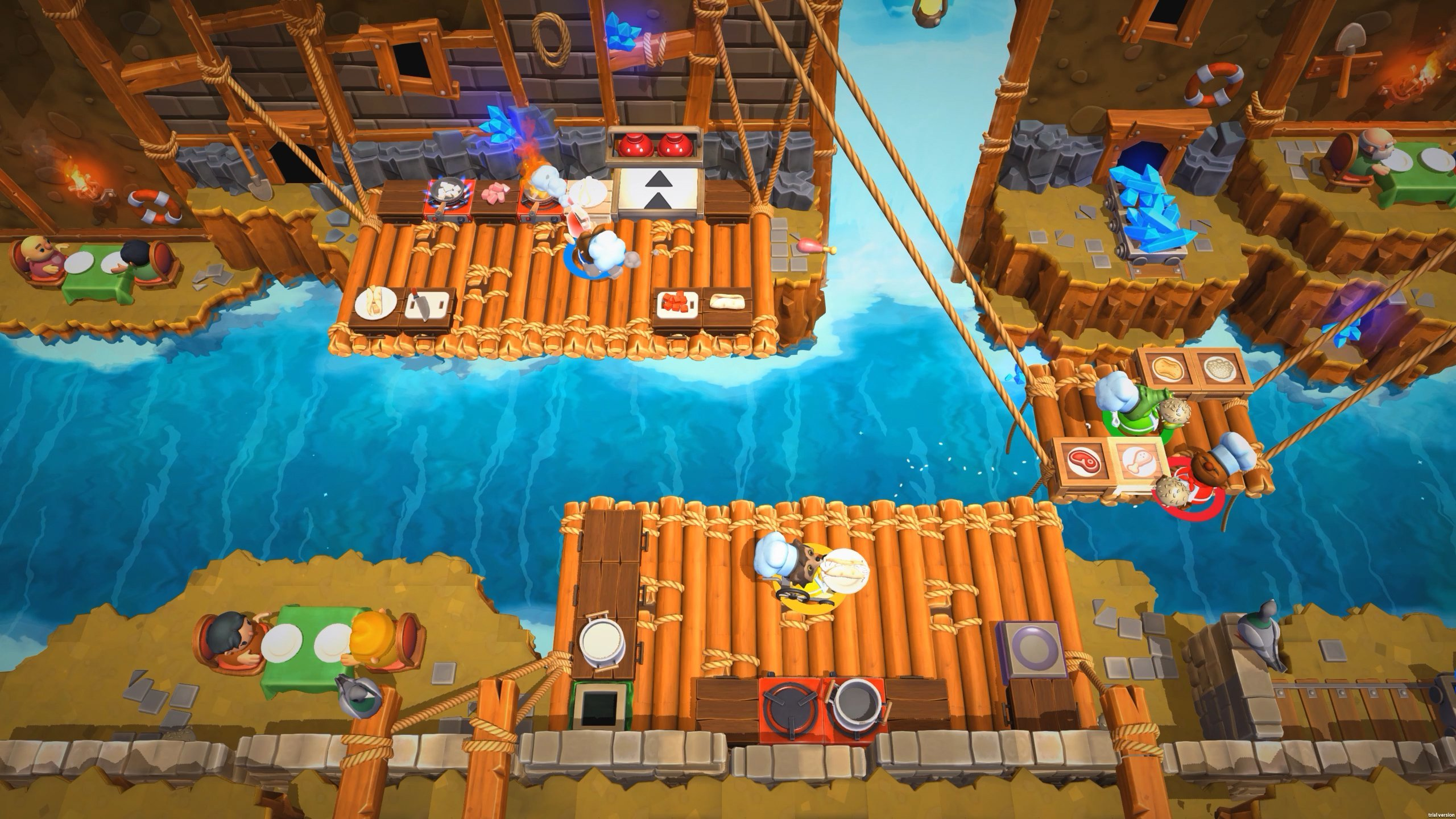 Overcooked 2 | Game Review | Slant Magazine