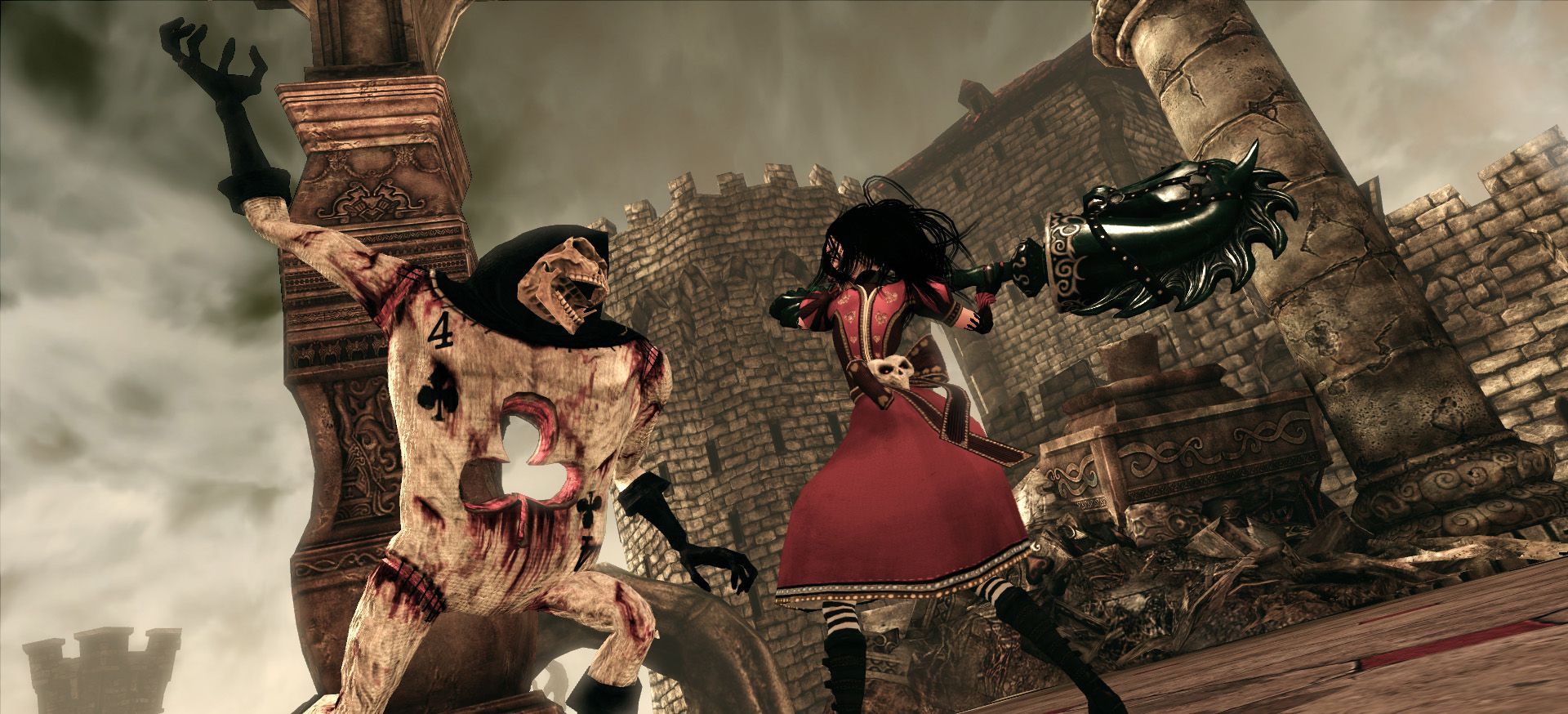 Publicity still for Alice: Madness Returns