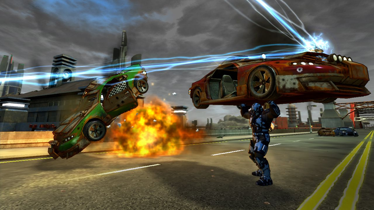 Publicity still for Crackdown 2