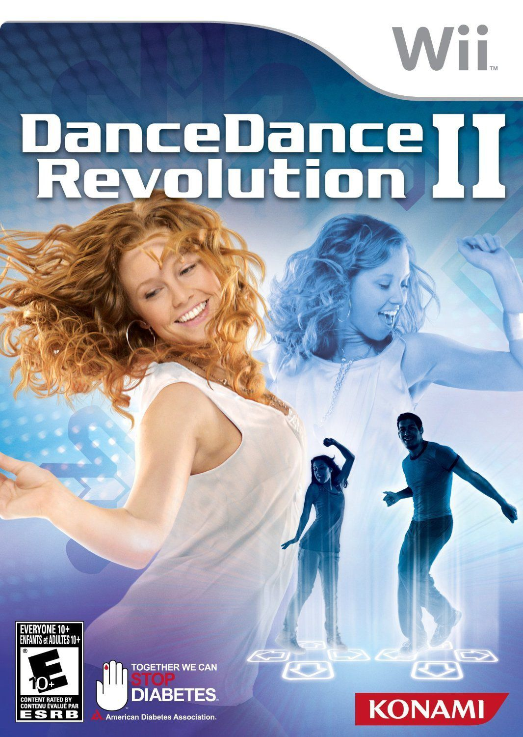 Publicity still for Dance Dance Revolution II