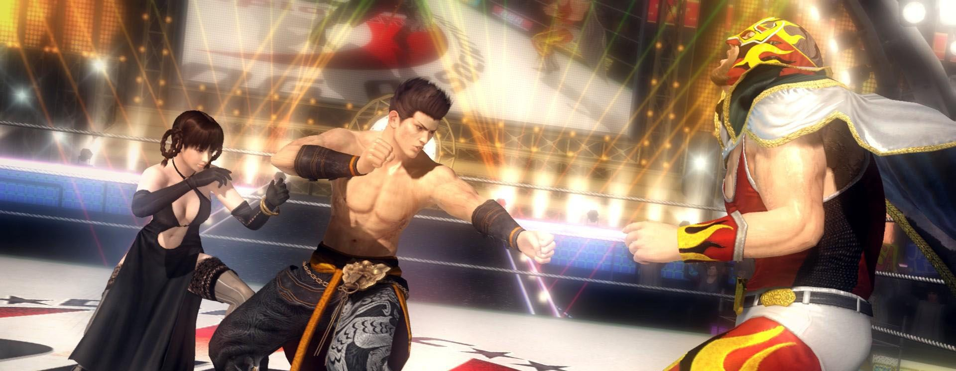 Publicity still for Dead or Alive 5