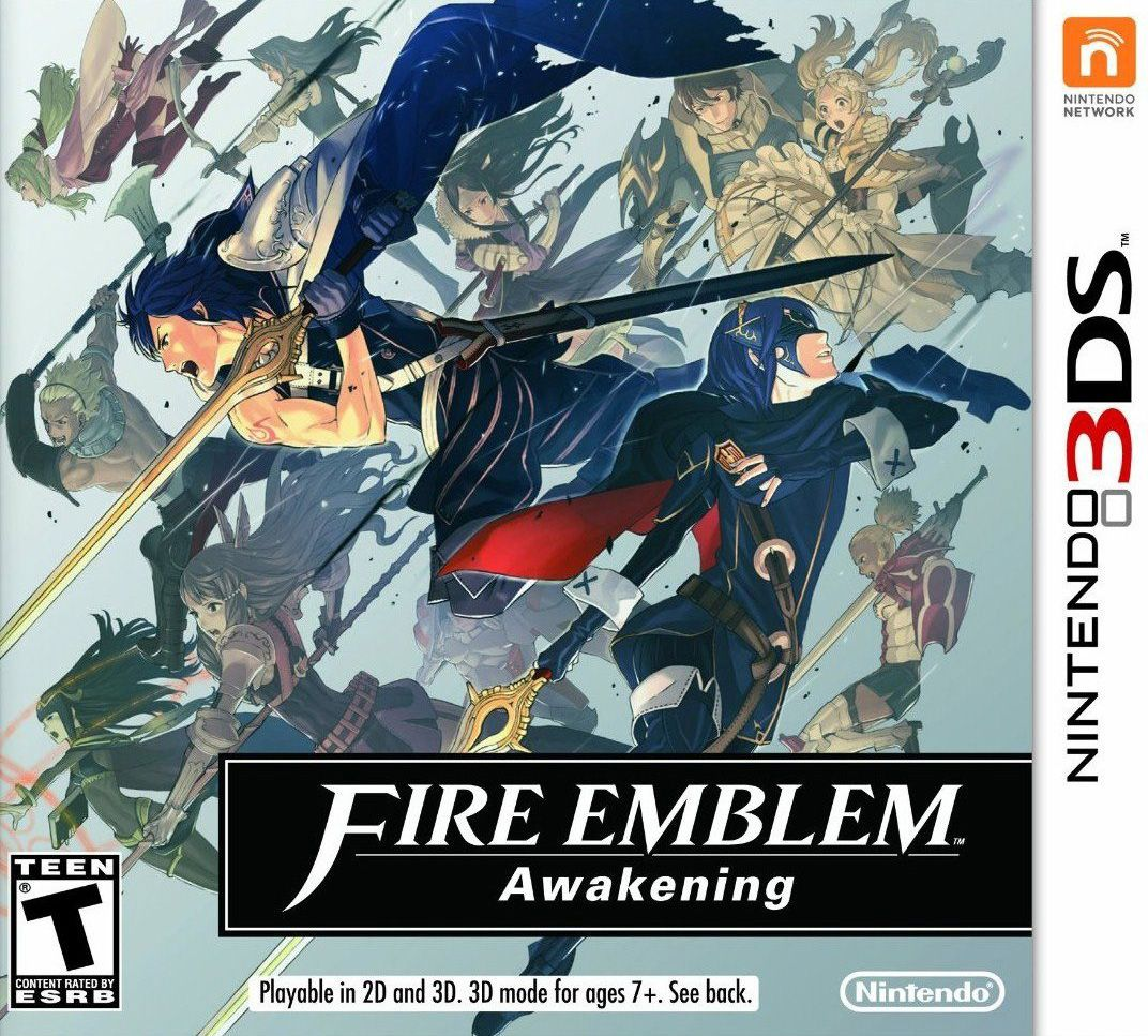 Publicity still for Fire Emblem: Awakening