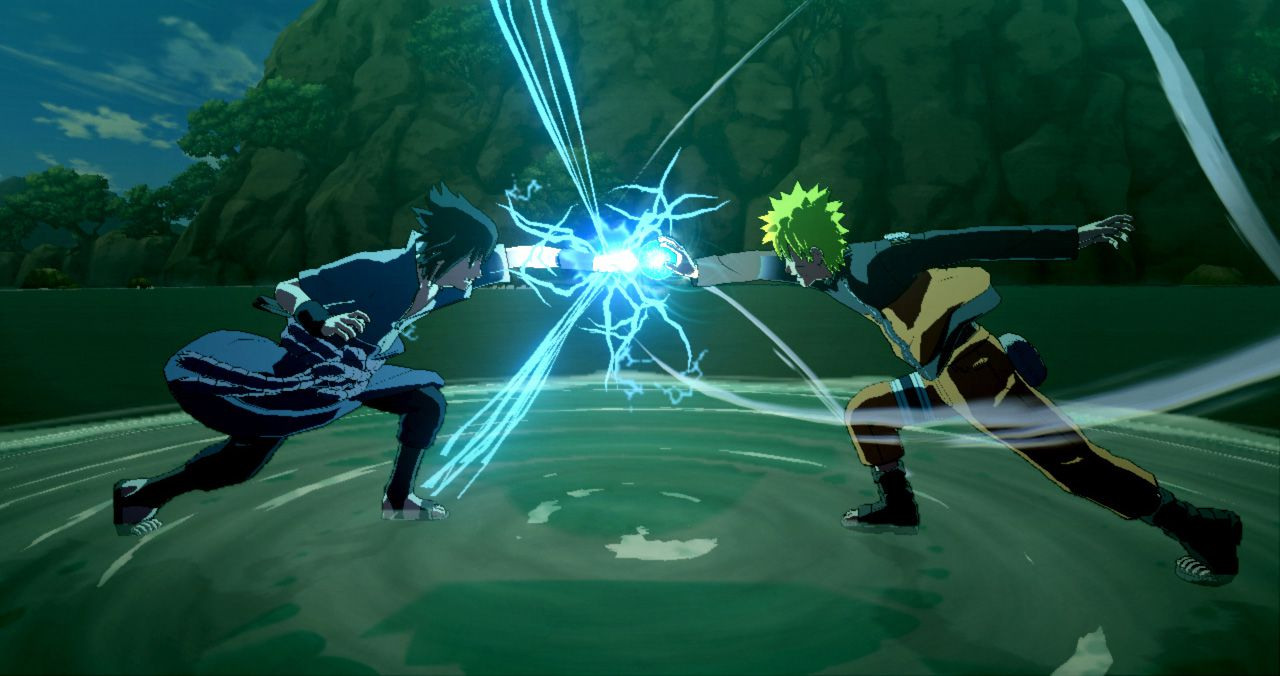 Publicity still for Naruto Shippuden: Ultimate Ninja Storm 3