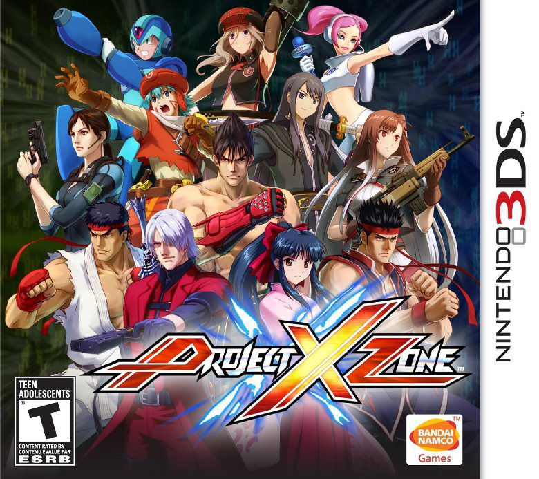 Publicity still for Project X Zone