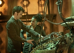 "Doctor Who Recap: Season 3, Episode 11, ""Utopia"""