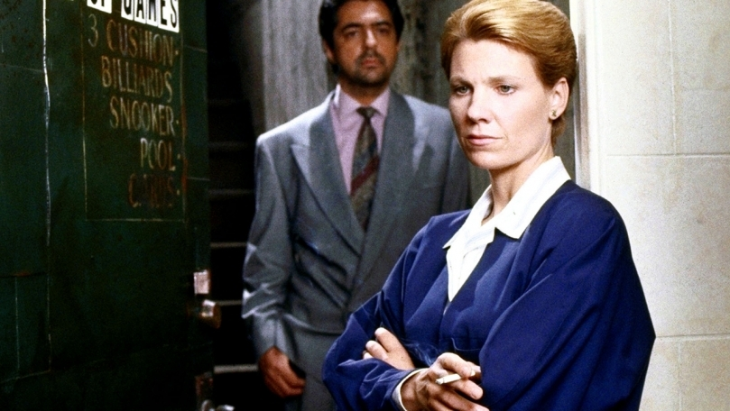 David Mamet's House of Games on Criterion