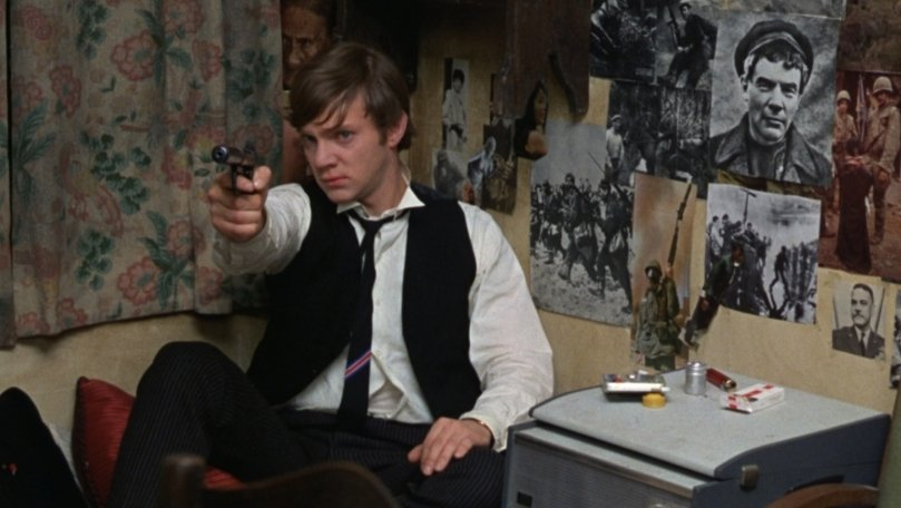Lindsay Anderson's if… on Criterion