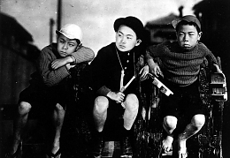 Eclipse Series 10: Silent Ozu—Three Family Comedies