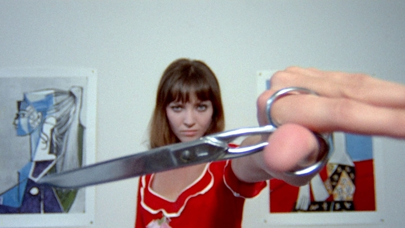 Jean-Luc Godard's Pierrot Le Fou on Criterion