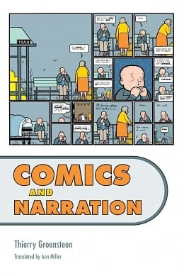 Thierry Groensteen's Comics and Narration vs. Nathan Yau's DataPoints: Visualization That Means Something