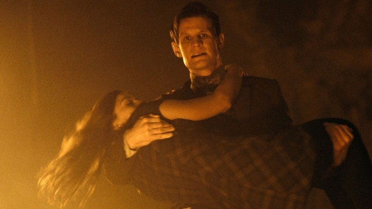 "Doctor Who Recap: Season 7, Episode 13, ""The Name of the Doctor"""