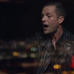 "The Killers Team Up with M83's Anthony Gonzalez on New Single ""Shot at the Night"""