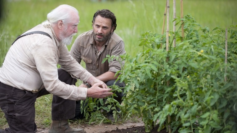 "The Walking Dead Recap: Season 4, Episode 1, ""30 Days Without an Accident"""