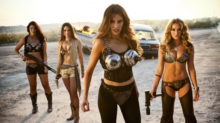Box Office Rap: Machete Kills and the Gravity Wrecking Ball