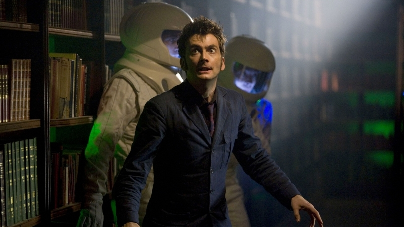 """Doctor Who Recap: Season 4, Episode 9, """"Forest of the Dead"""""""